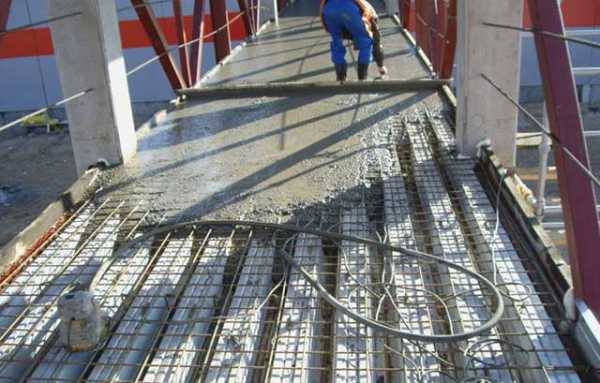 Заливка бетона тер кладка шамотного кирпича на цементный раствор