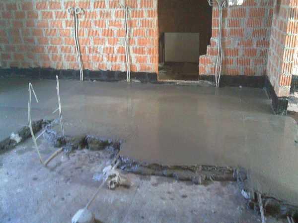 Устройство стяжки из керамзитобетона расценка в смете ландшафт бетон